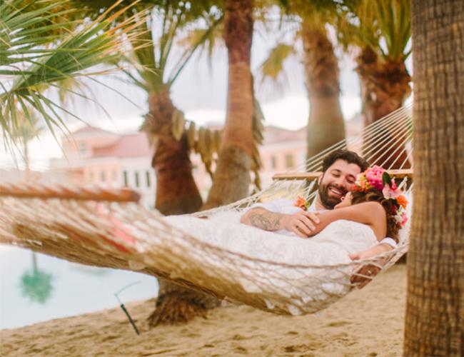 Caribbean Boho Wedding Inspiration