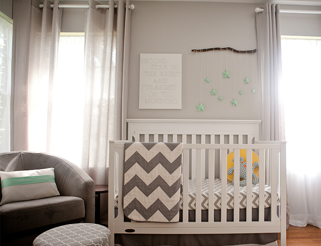 Grey And Yellow Nursery Inspiration Baby Blog Inspired
