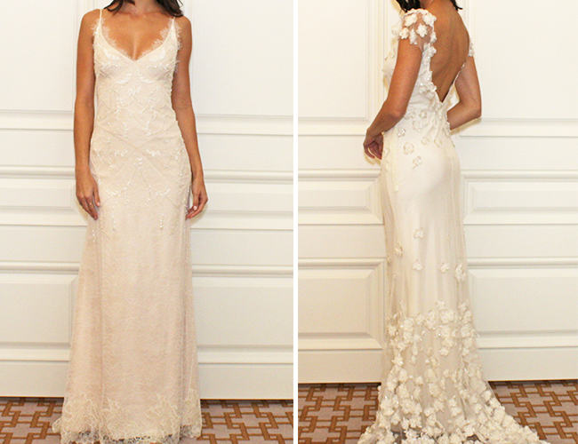 Wedding Dress Trends Straight From Fashion Week Inspired