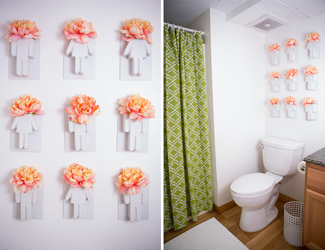 whimsical bathroom decor inspired by this