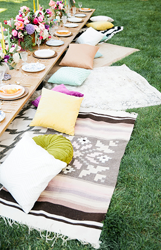 Bright Boho 30th Birthday Party Inspired By This
