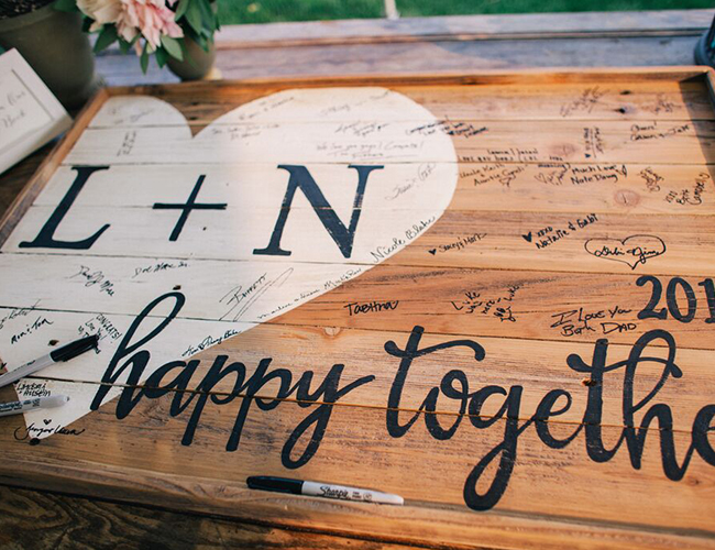 Totally Doable DIY Wedding Ideas - Inspired by This