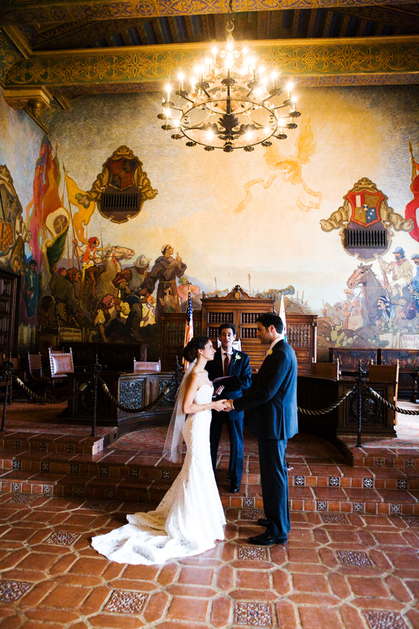inspired by these city hall weddings inspired by this