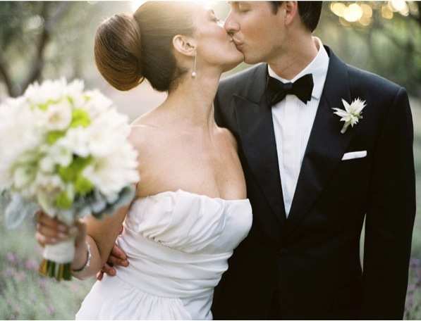 inspired by these classic white weddings inspired by this